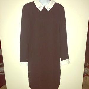 VICTORIA BECKHAM for Target black dress size M
